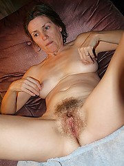 Hairy women unpractised