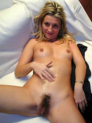 Supreme hairy amateurs