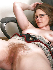 Pale hairy amateur