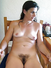 Hairy amateur old pics