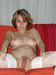 Amateur hairy mature pics gallery