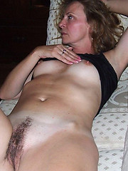 Dilettante pics of hairy milf