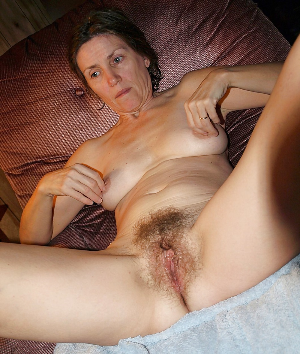 Right! Hairy nude mature french women really