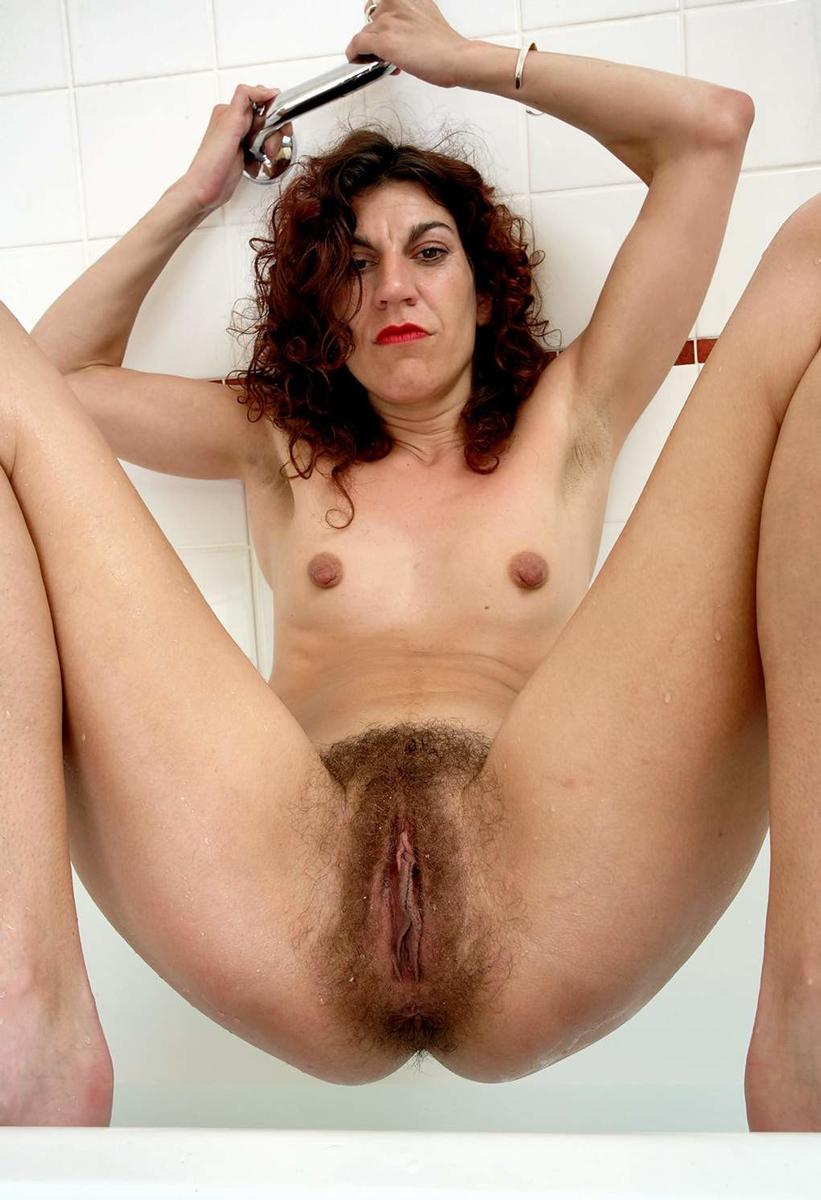 Skinny hairy women pics