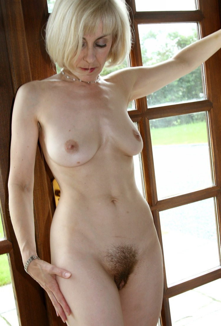 Mature Milf Hairy Pussy
